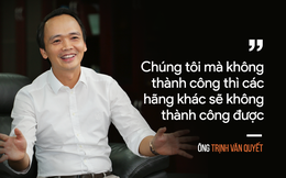 Chủ tịch FLC Trịnh Văn Quyết: Làm hàng không chúng tôi không làm từ nhỏ đến lớn, mà làm lớn, làm chu đáo luôn!