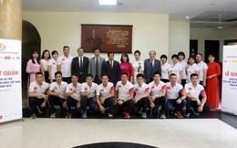 ASIAD 18: Treo thưởng 2,1 tỉ đồng cho Hoàng Xuân Vinh và đội tuyển bắn súng