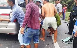 3 người chết trong vụ tai nạn trên tuyến đường tránh thị xã Cai Lậy
