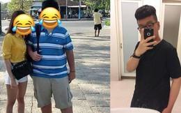 """Bị bạn gái chia tay vì """"anh béo quá làm em xấu hổ"""", chàng trai giảm 28kg trong 8 tháng bằng cách ăn kiêng và đi bộ"""