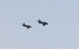 Xem cận cảnh uy lực của Su-22 bay lượn và tấn công mục tiêu