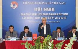 Mối nguy của bóng đá Việt Nam