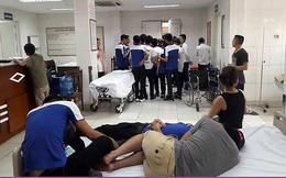 Hà Nội: Sau bữa ăn tối, 19 học viên phải nhập viện vì ngộ độc thực phẩm