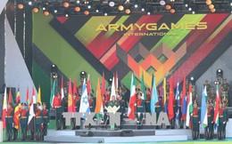 Lần đầu tiên, Việt Nam tham dự Hội thao quân sự quốc tế Armygames - 2018