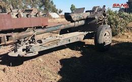 Quân đội Syria chiếm giữ nhiều vũ khí, giải phóng hàng loạt cứ địa thánh chiến ở Quneitra
