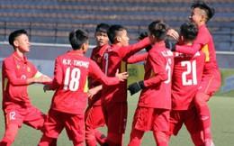Tái ngộ Campuchia, U16 Việt Nam thắng mà lo
