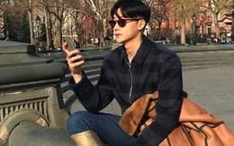 """Khoe ảnh nghỉ mát ở Phú Quốc, cựu tiếp viên hàng không người Hàn khiến fan Việt """"lịm tim"""" vì quá đẹp trai"""