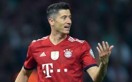 Muốn tới Real nhưng Lewandowski sẽ đến Man United với mức lương khổng lồ?