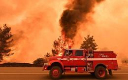 Mỹ: Bầu trời thành phố San Francisco biến thành màu da cam kỳ dị do cháy rừng