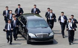 Đội cận vệ tinh nhuệ của ông Kim Jong Un: Không sẹo, không hình xăm, cao tối thiểu 1m75