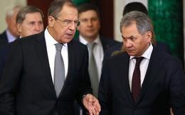 Mức độ tín nhiệm Bộ trưởng Quốc phòng và Bộ trưởng Ngoại giao Nga giảm mạnh