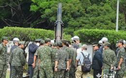 Quân đội Đài Loan gặp sự cố xấu mặt trong nghi lễ đón tiếp đồng minh thân thiết