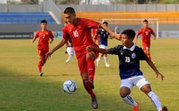 HLV Vũ Hồng Việt thừa nhận lối chơi của U16 Việt Nam chưa thuyết phục