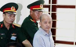 Hình ảnh xét xử sơ thẩm vụ án Đinh Ngọc Hệ cùng các đồng phạm