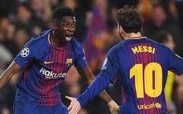 """Bom tấn 105 triệu euro sợ bị Barca """"hất cẳng"""""""