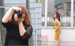Trước và sau khi giảm cân, những tấm hình của cô gái hút bao ánh mắt hiếu kỳ, ngưỡng mộ