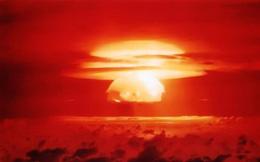 Vụ thử hạt nhân được ví như ngày tận thế