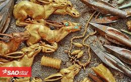 Phát hiện kho báu chứa 3.000 đồ trang sức bằng vàng