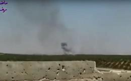 Quân đội Syria giội lửa hủy diệt phe thánh chiến tấn công trên mặt trận bắc Hama