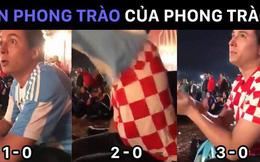 Có những người xem World Cup 1 trận đấu viết 10 status, nhưng đó chưa phải là điều đáng sợ nhất!