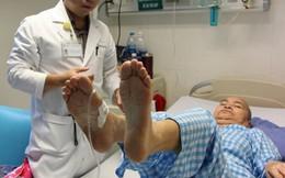 Phẫu thuật cắt khối u màng não khổng lồ cứu sống ngoạn mục cụ bà 76 tuổi
