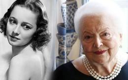 Diễn viên cuối cùng phim 'Cuốn theo chiều gió' vừa tròn 102 tuổi