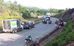 Cảnh sát chặn bắt xe bán tải chở 19 bánh heroin, 4kg ma tuý đá
