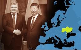 """""""Dòm ngó"""" hành lang hoàn hảo Ukraine, Trung Quốc mạnh tay trút tiền vô điều kiện"""