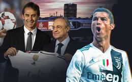 Ronaldo về với Juventus: Ai tin cứ việc đổ thóc giống ra mà ăn!