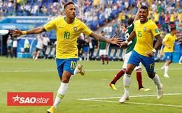 Bí mật bên dưới lớp áo thi đấu của Neymar và các đồng đội tại World Cup 2018