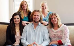 Mỹ: 4 bà vợ chung chồng, không ghen mà còn đấu tranh để chồng được phép lấy thêm vợ