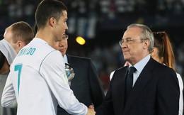 Real Madrid ra điều kiện duy nhất trước khi đồng ý để Ronaldo đến Juventus