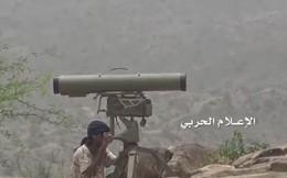 """Những """"thợ săn tăng"""" siêu đẳng của Houthi: Diệt 85 xe tăng Saudi Arabia chỉ trong 1 tháng"""