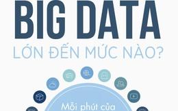 [Infographic] Big data 2018 lớn đến mức nào?