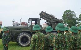 Mục kích lính công binh huấn luyện chống khủng bố