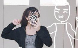 Đỉnh cao F.A: 20 tuổi chưa một mảnh tình vắt vai, cô bạn trẻ cho ra đời bộ ảnh với người yêu tưởng tượng gây sốt MXH