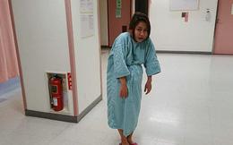 """Mẹ Việt kể chuyện đi đẻ """"xấu như ma"""", vỡ ối... té cái bẹp, bác sỹ chưa kịp đỡ con đã rớt ra"""