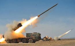 Ngạc nhiên: Pháo phản lực phóng loạt cũng bắn được đạn dưới cỡ như pháo tăng