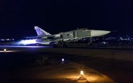 """Không quân Nga liên tục không kích, quân đội Syria """"chiếm"""" kho vũ khí lớn ở Daraa"""