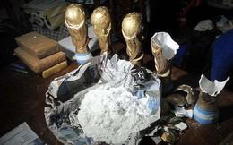 """Triệt đường dây tội phạm tạo """"cúp vàng World Cup"""" bên trong chứa ma túy"""