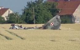 Tiêm kích MiG-29 Bộ Quốc phòng Ba Lan rơi, phi công thiệt mạng