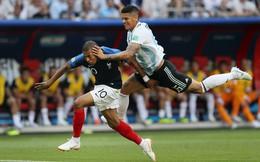 Mbappe chạy nhanh nhất World Cup 2018? Không hề, là Ronaldo cơ!