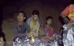 Giải pháp lặn chưa phù hợp để giải cứu đội bóng thiếu niên Thái Lan