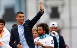 """Juventus chờ tín hiệu cuối cùng từ """"siêu cò"""" Mendes trước khi kích hoạt """"bom tấn"""" Ronaldo"""