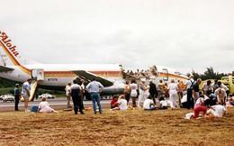 Ly kỳ máy bay chở khách tốc mái khi bay trên Thái Bình Dương vẫn hạ cánh an toàn