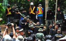 Giải cứu đội bóng Thái Lan: Séc cử lính chữa cháy tới hỗ trợ