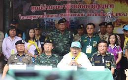 Thái Lan rút bớt nhân viên cứu hộ ra khỏi hang Tham Luang