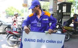 Giá xăng giữ ở mức hơn 19.600 đồng/lít