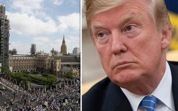 Tổng thống Mỹ sẽ gặp Thủ tướng Anh bên ngoài London để tránh biểu tình
