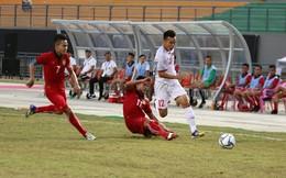 Thua cay đắng Indonesia, U19 Việt Nam gần như chắc chắn bị loại khỏi giải Đông Nam Á